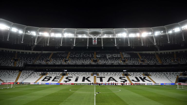 Vodafone Park will host the UEFA Super Cup final on August 14, 2019