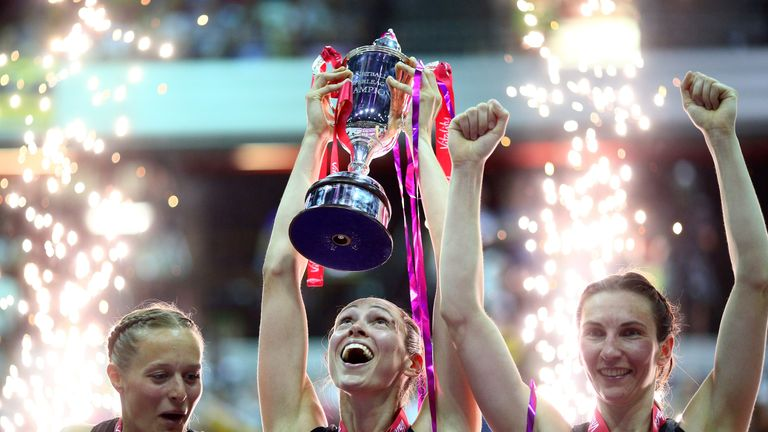 The Vitality Superleague has gone from strength to strength and England Netball chief executive Joanna Adams is keen to seize the moment