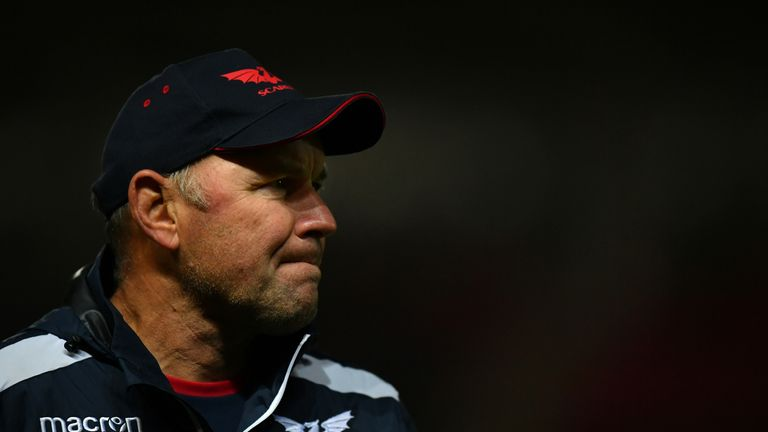 Scarlets head coach Wayne Pivac expects another tough game against the Ospreys