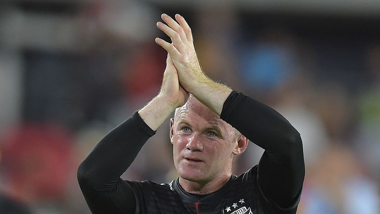 Wayne Rooney earned DC United victory with his audacious effort