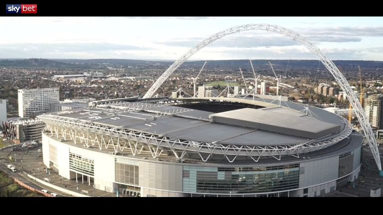 Wembley set to host 2023 Champions League final