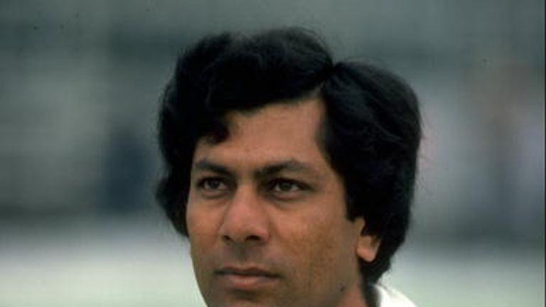 Zaheer Abbas' dismissal allowed West Indies to fight back in the 1979 semi-final