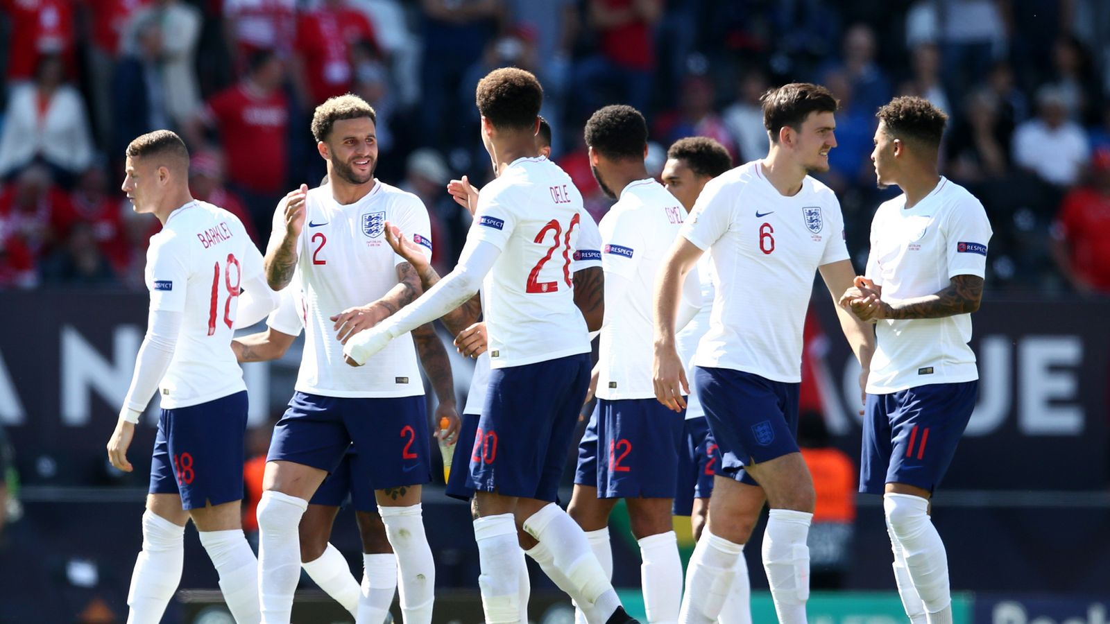 Fixture congestion: How will Nations League games before the new ...