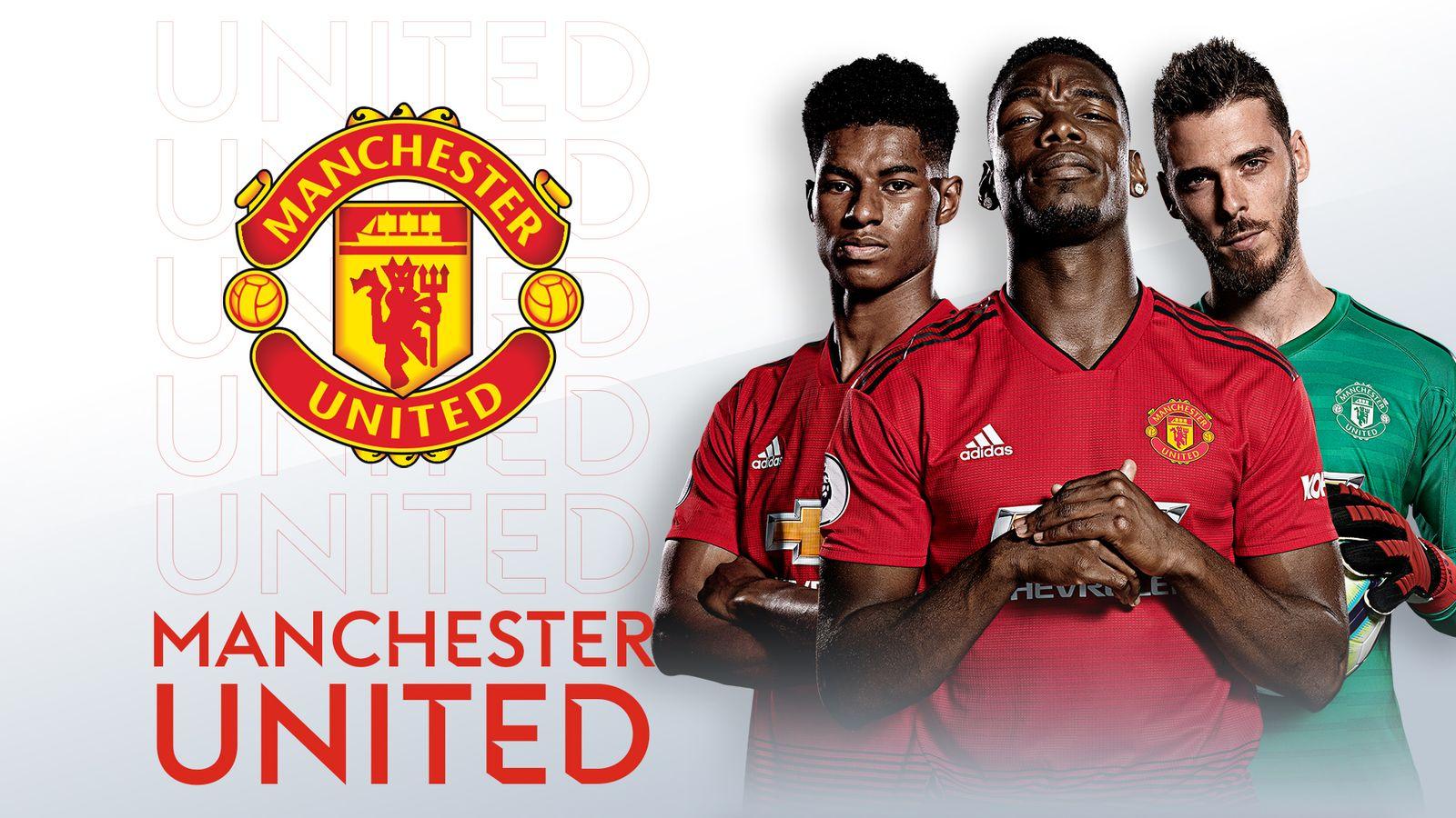 Man Utd Fixtures Premier League 2019 20 Football News Sky Sports