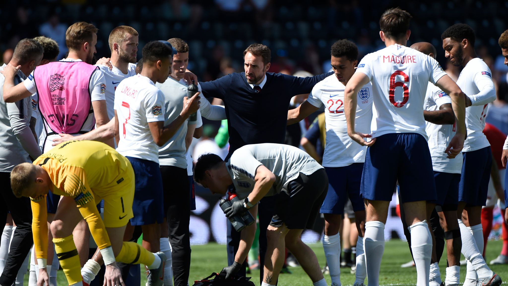 Euro 2020 qualifiers: How are England, Scotland, Wales