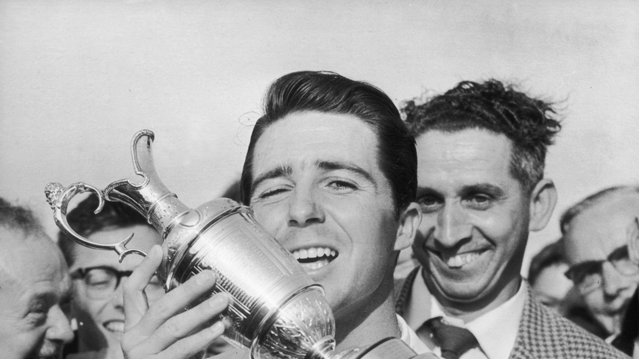 The Open anniversaries: Gary Player's maiden major, 60 years on