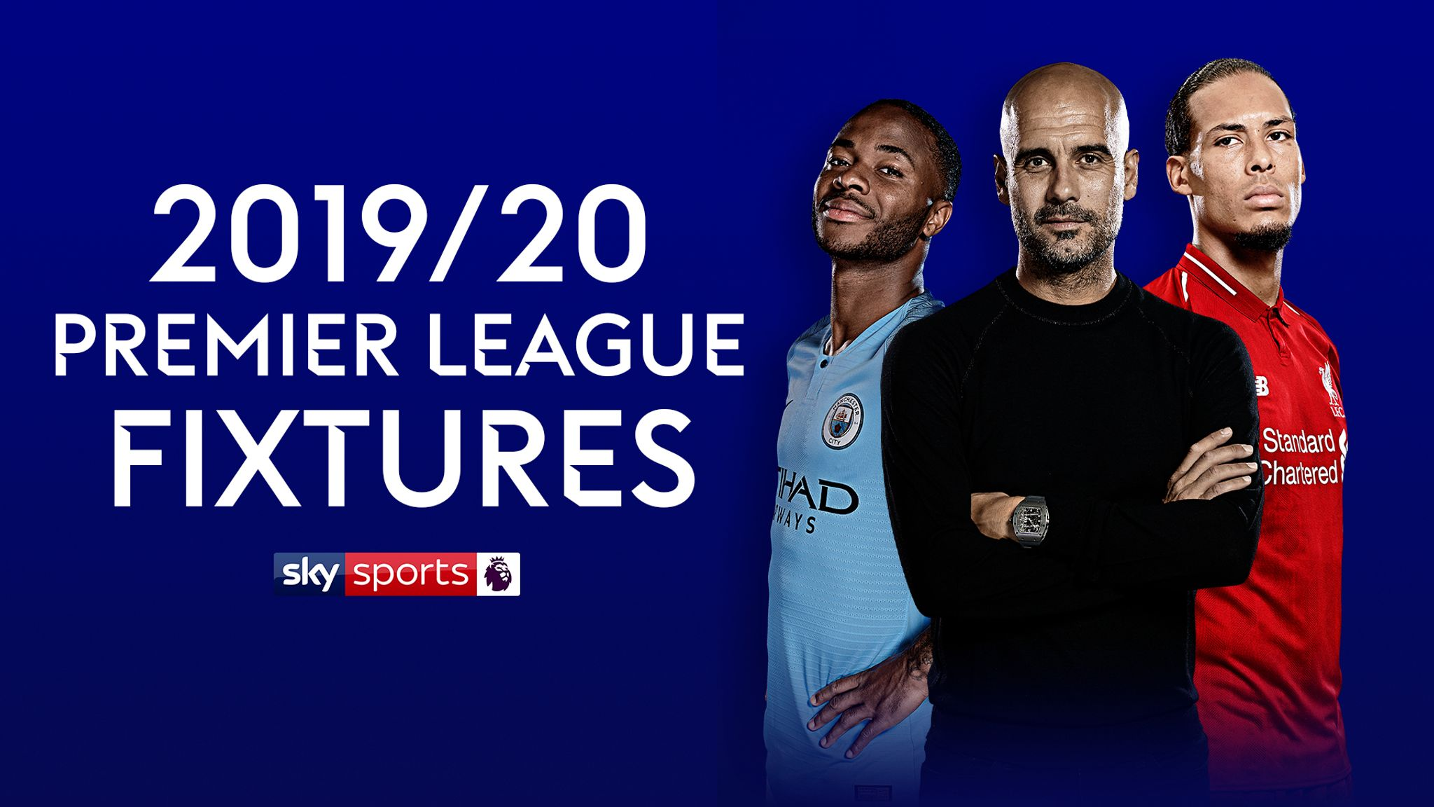 Premier League fixtures 2019/20: Liverpool face Norwich, Man