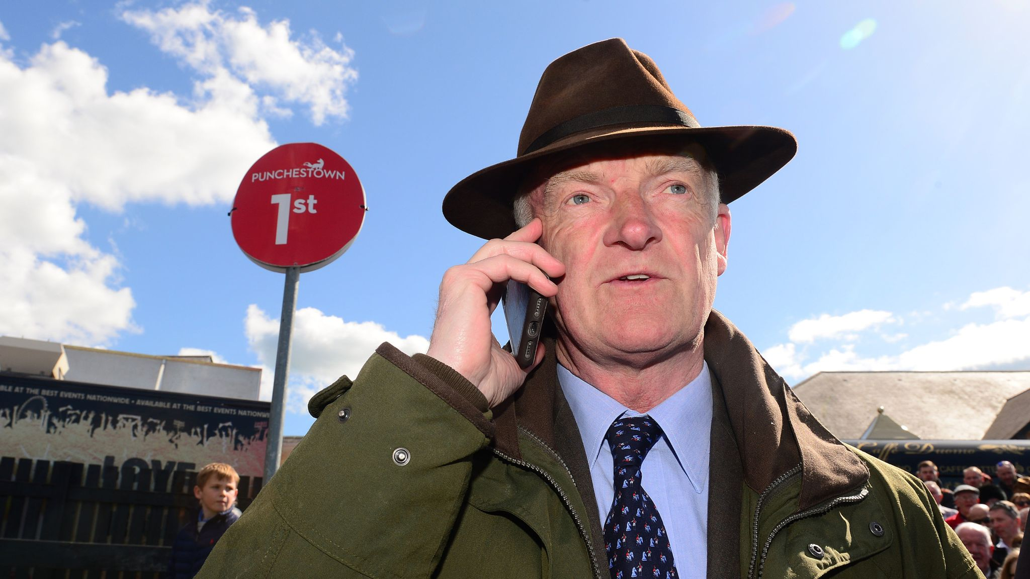 Big Sunday double for Willie Mullins in Ireland