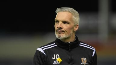 Jim Goodwin is returning to St Mirren, where he spent five years as a player