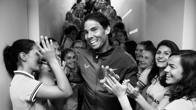 Another couple of titles appear a strong probability for Rafael Nadal at Roland Garros