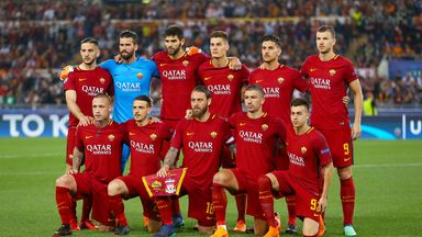 Roma were due to compete in the International Champions Cup