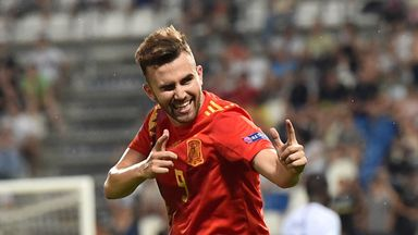 Borja Mayoral wraps up the scoring in a convincing win