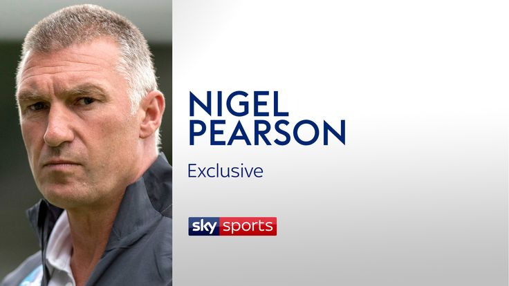 Exclusive: Nigel Pearson