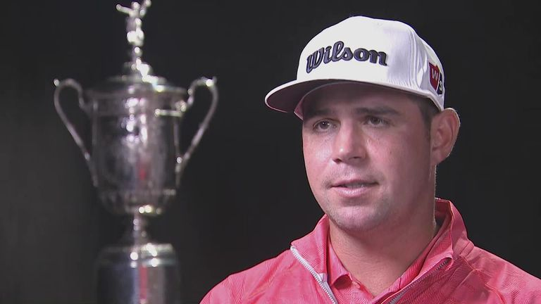 Gary Woodland says he has fulfilled a dream by winning his first major at the US Open but admits he has many more goals to achieve, including becoming the best golfer in the world.