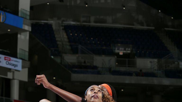 WNBA: Chicago Sky end Connecticut Sun's seven-game winning run | NBA News |