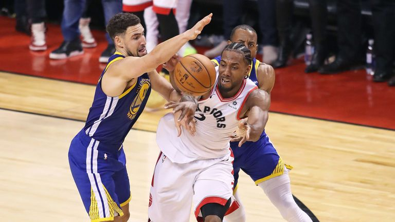 NBA Finals: Golden State Warriors reflect on Game 5 win over Toronto Raptors | NBA News |
