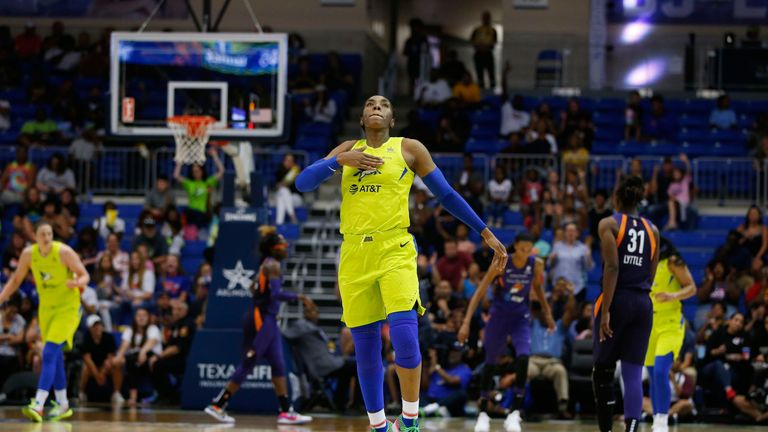 WNBA: New York Liberty could benefit from Phoenix Mercury-Dallas Wings player suspensions | NBA News |