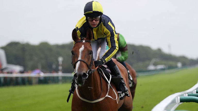 Mind The Crack ridden by Jason Hart wins The Betway Heed Your Hunch Handicap Stakes during Betway Sparkling Saturday at Haydock Park Racecourse, Newton-Le-Willows. PRESS ASSOCIATION Photo. Picture date: Saturday June 8, 2019. See PA story RACING Haydock. Photo credit should read: Simon Cooper/PA Wire