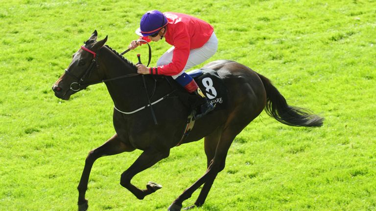 Skitter Scatter - pointed towards Matron Stakes