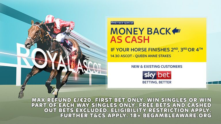 SKY BET ASCOT FRS DAY 1