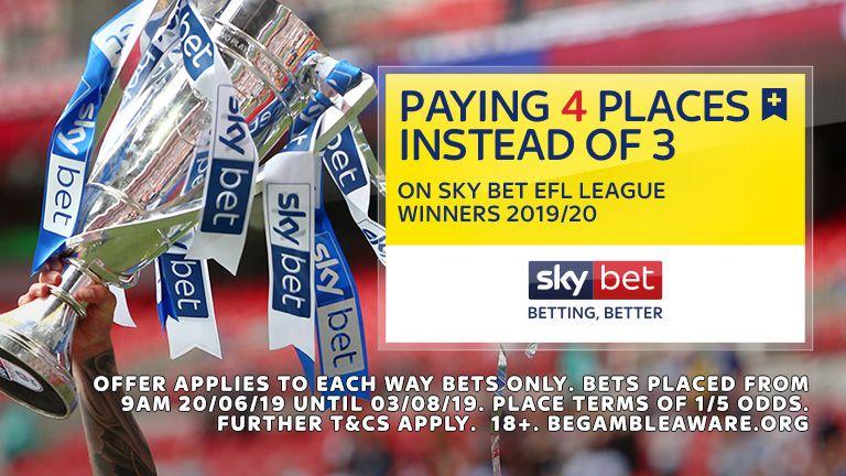 Sky Bet EFL Extra Places