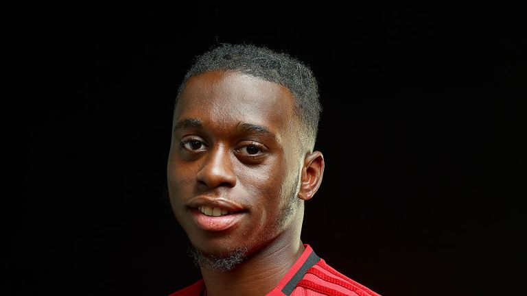 Aaron Wan-Bissaka has completed his move to Man Utd