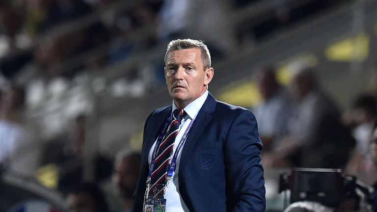 Aidy Boothroyd rested Phil Foden and Aaron Wan-Bissaka ahead of the game
