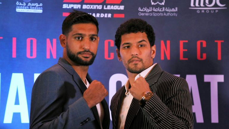 Amir Khan resumes his career in July