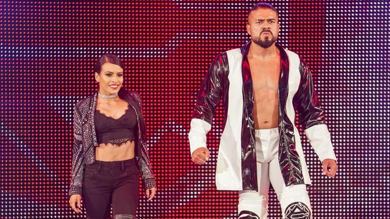 Rey Mysterio compares Andrade to Eddie Guerrero and calls him 'the future of WWE'