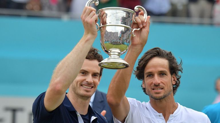 Andy Murray could face brother Jamie in Wimbledon doubles