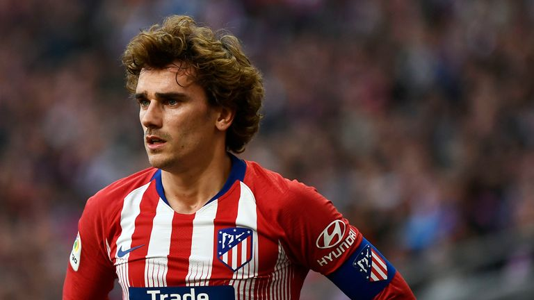 Antoine Griezmann informed Atletico earlier in the summer transfer window that he wants to leave