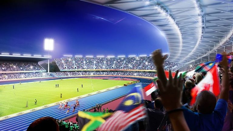 Plans have been submitted to update Alexander Stadium ahead of the 2022 Commonwealth Games