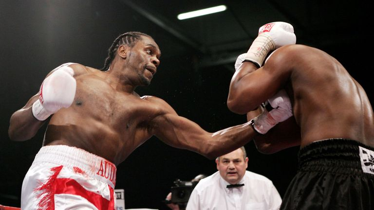 Audley Harrison defeats Danny Williams in their rematch