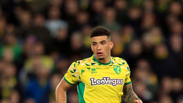 Ben Godfrey has committed his future to Norwich