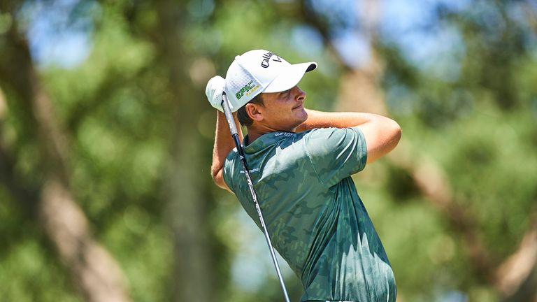 Bezuidenhout protects big Andalucia lead despite shaky final round
