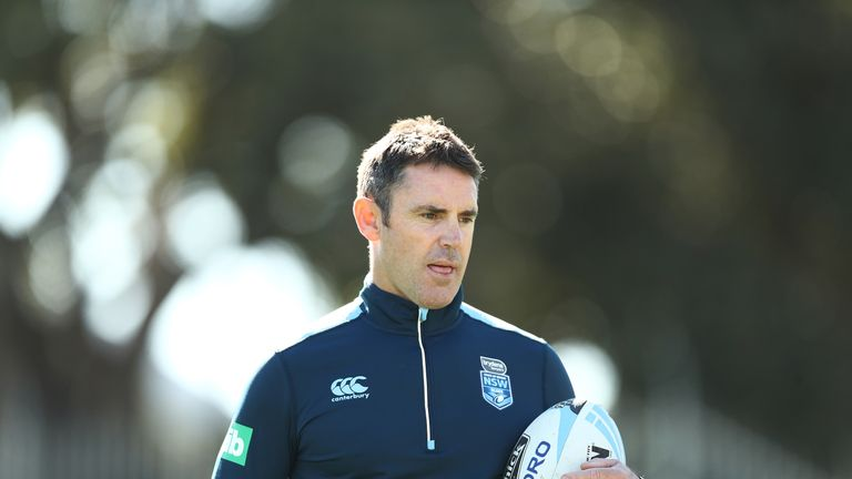 NSW coach Brad Fittler is happy to give the state's young players a chance