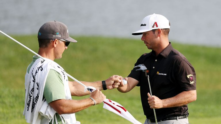 Chez Reavie is chasing a second PGA Tour title
