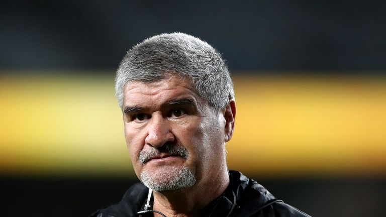 Colin Cooper is stepping down as Chiefs coach after two years in charge