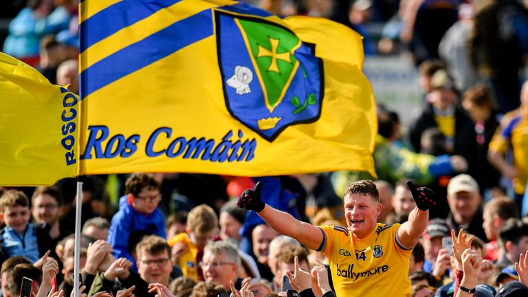 Roscommon will be looking to retain their crown in the west