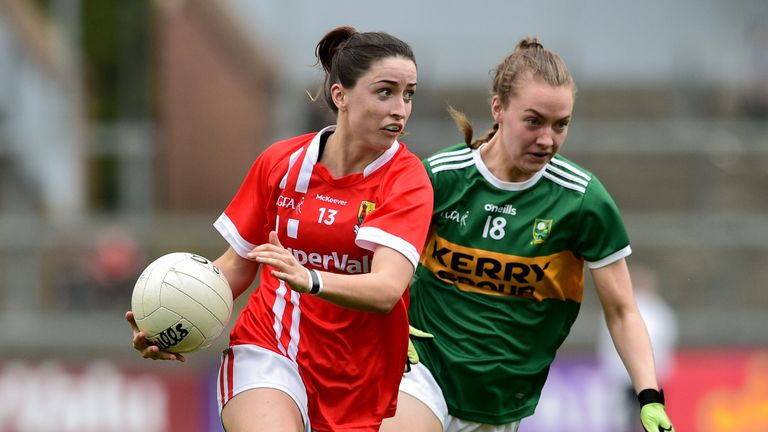 Ephie Fitzgerald's Cork side were too strong for their neighbours