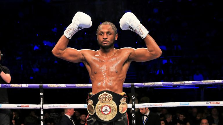 Craig Richards returns against Andre Sterling on  Friday, live on Sky Sports