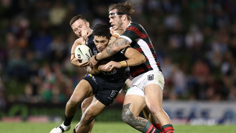 Dallin Watene-Zelezniak is leaving Penrith for