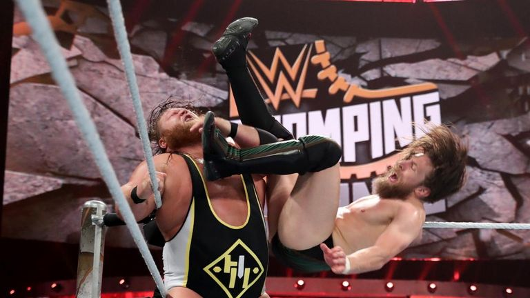 Daniel Bryan once again proved his enormous worth to WWE at Stomping Grounds