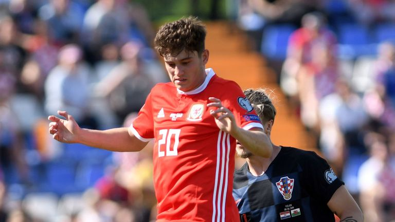 United have already agreed to sign 21-year-old Daniel James from Swansea