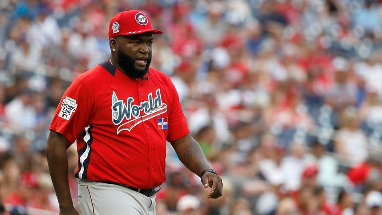 36d733c6 David Ortiz is recovering in hospital after being shot in the Dominican  Republic