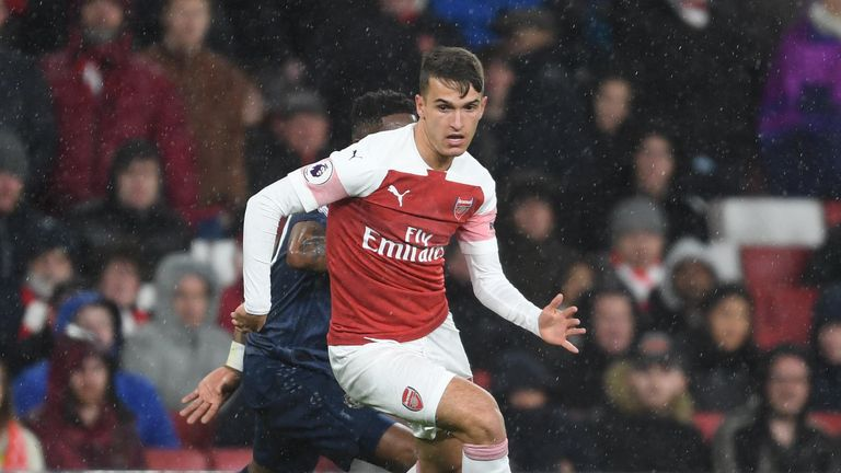 Denis Suarez managed only six substitute appearances for Arsenal during his loan spell at the club from Barcelona last season.