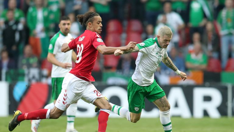 Republic of Ireland maintained their unbeaten start to qualifying