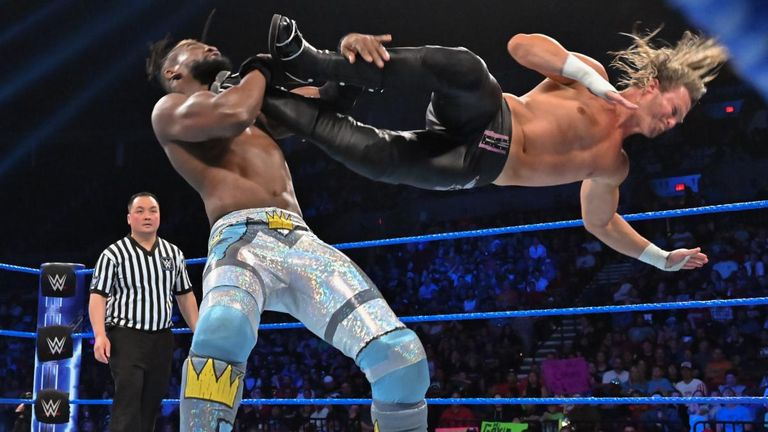 Dolph Ziggler maintains it 'should've been him' to face Kofi Kingston so was given the chance to earn another WWE title shot