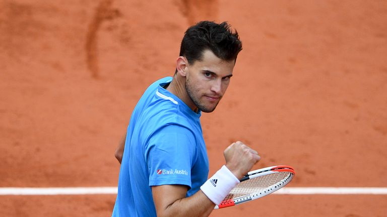 Thiem will aim to win his maiden Grand Slam title on Sunday