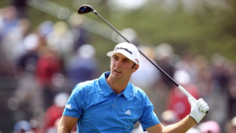 Image result for dustin johnson 2010 us open